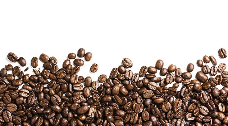 Rich brown on white buy coffee beans expensive coffee