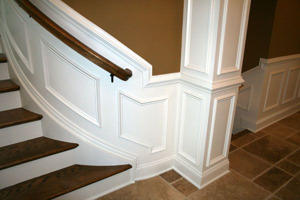 17 best images about crown molding and wainscoting on for Interior wood trim profiles