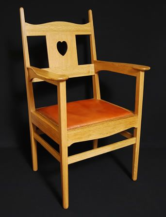Voysey Desk Chair