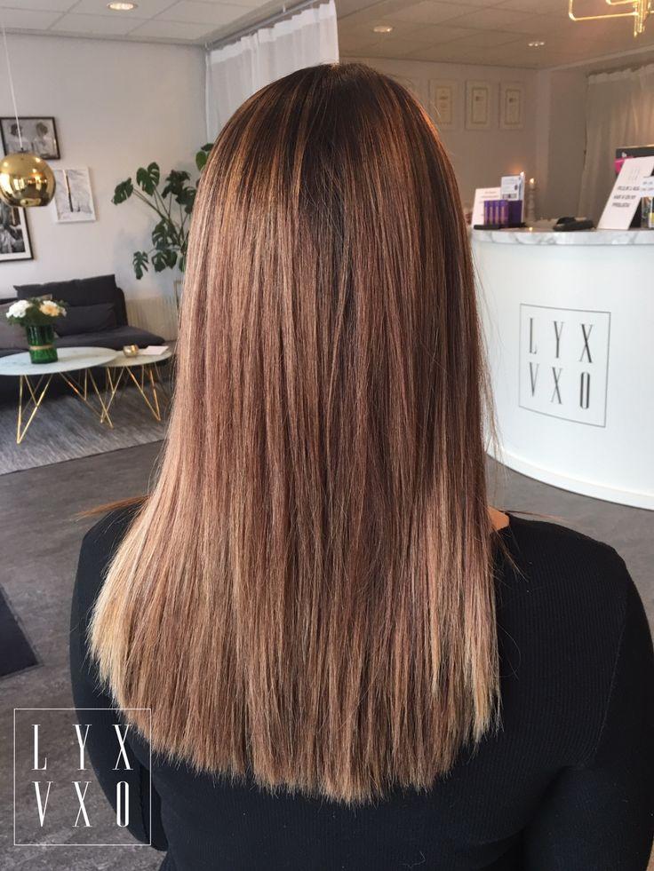 Rakt hår med mustiga nyanser / straight hair inspiration #hair #haircolor #hairstyle