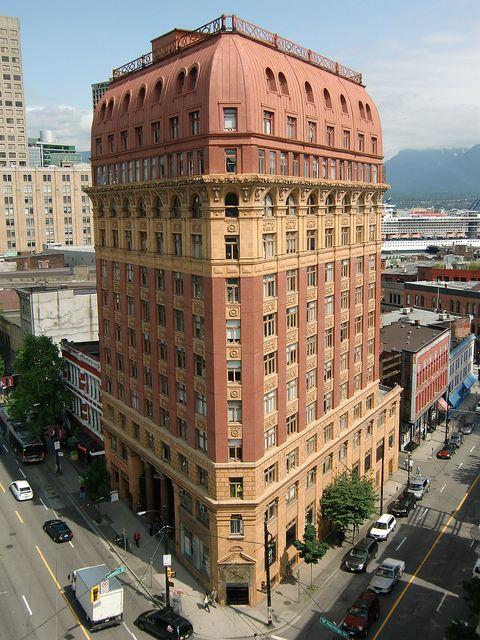 Dominion Building - Vancouver, Canada