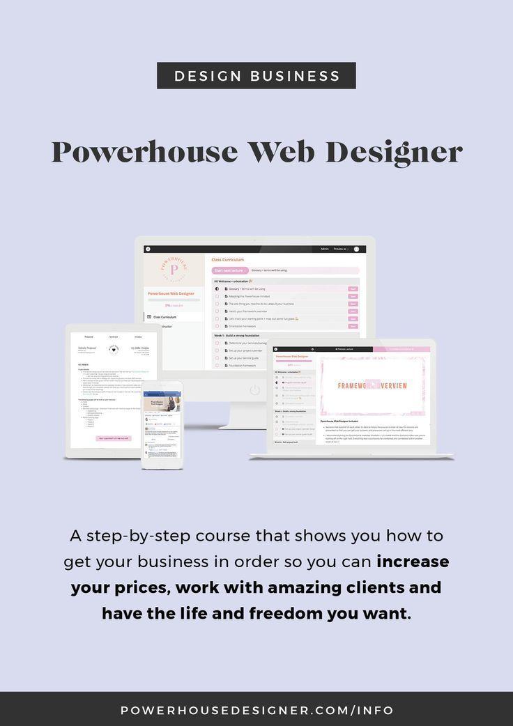Pin On Powerhouse Web Designer