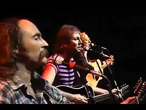 Crosby, Stills & Nash - Southern Cross--this puts me in the right place for writing Portrait of a Girl Adrift
