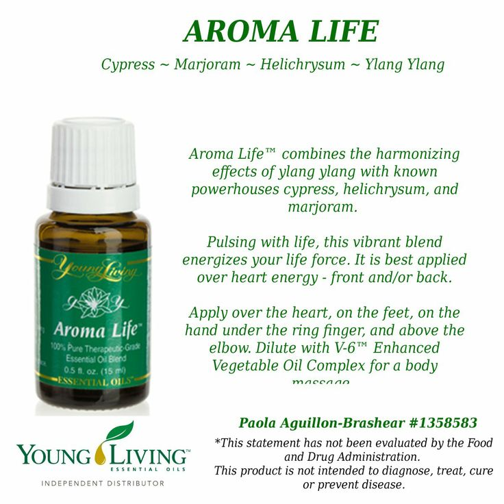 Young Living Essential Oils Natural