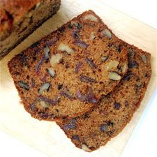 Old-Fashioned Date-Nut Bread – Remember this? Break out the cream cheese!