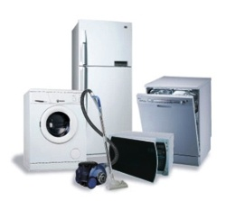 FRIDGES, FREEZERS, TOP LOAD & FRONT LOAD WASHERS, DRYERS