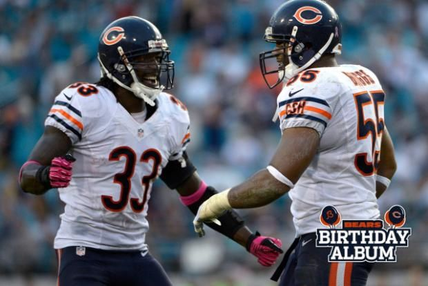 Happy Birthday Charles Tillman