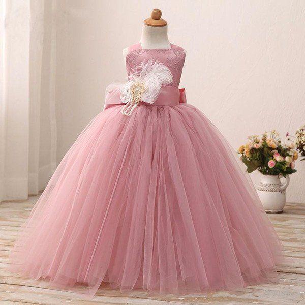 """Rosalyn"" Girls Dress – Peace Love {&} Parties"
