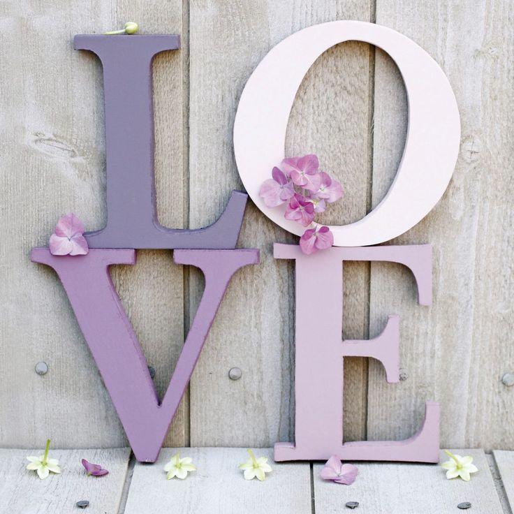 Toile ROMANTIQUE violet/blanc - BUT