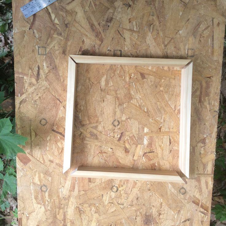 Build your own Floater Frames