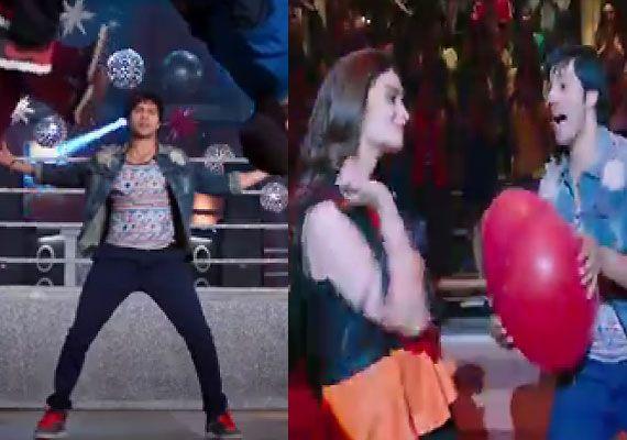 Humpty Sharma Ki Dulhania 'Lucky Tu Lucky Me' song review: Varun nails it with 'fab' rap