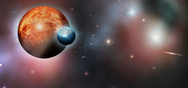 Kiehtova avaruus-  Tietoa löytyy niin maailmankaikkeuden synnystä ja toiminnasta, Maapallosta kuin avaruusmatkailustakin.