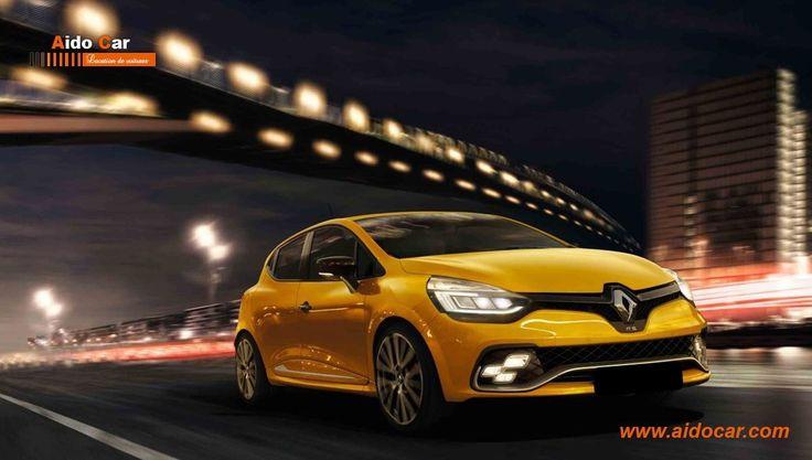 La nouvelle Renault Clio 4 diesel à boite à vitesse manuelle et automatique est désormais disponible à la location chez Aido Car Casablanca. Infoline: +212661070967 ( joignable par whatsapp) Réservation en ligne: http://aidocar.com/location-renault-clio-casablanca