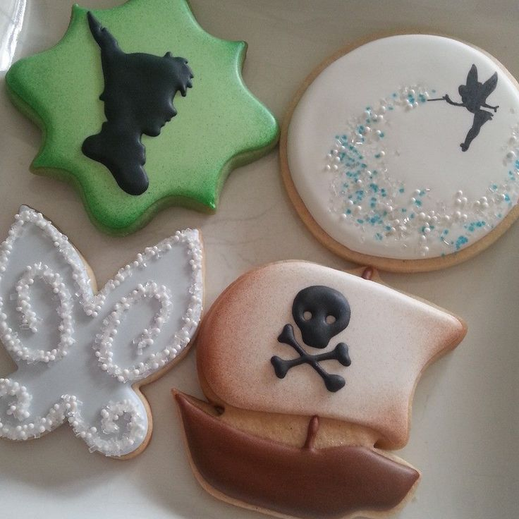 peter pan cookies                                                       …