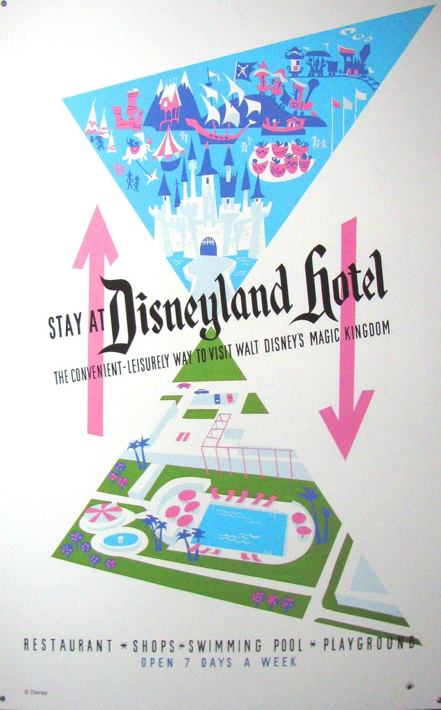 Bretman Photos: Disneyland Vintage