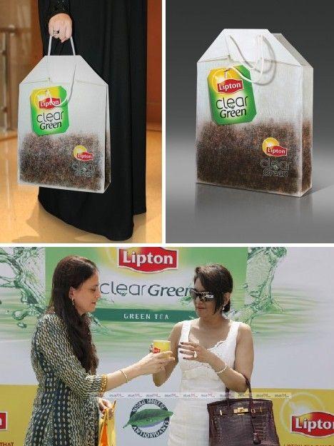 Tea Bag by Lipton