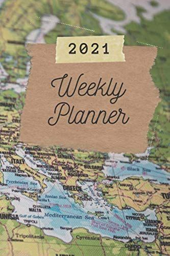 Pin On 2021 Calendar Planner Journal And Notebook