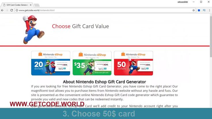 how to get free nintendo eshop codes or free nintendo eshop and nintendo...