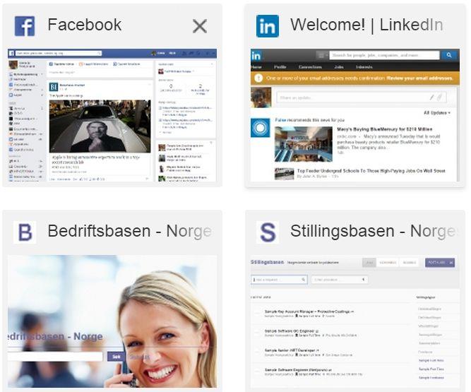http://www.stillingsbasen.no/ og http://www.bedriftsbasen.no/
