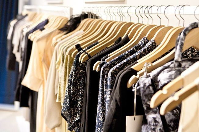 How to buy a wardrobe of luxury basics: Invest.