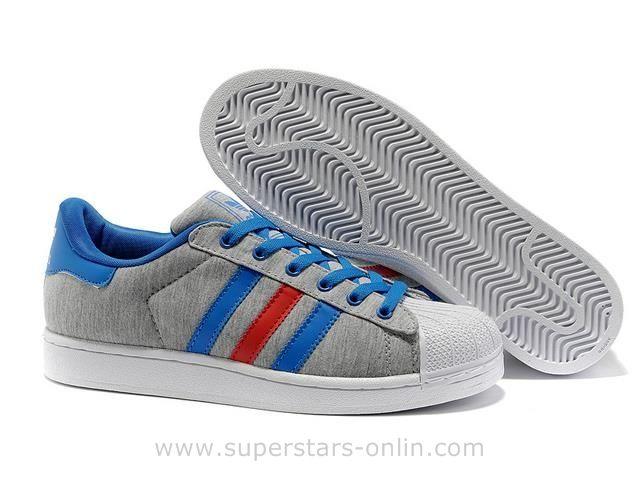 adidas superstar ii grey  blue  red adidas f50 1 generation climacool fresh ride running shoes black