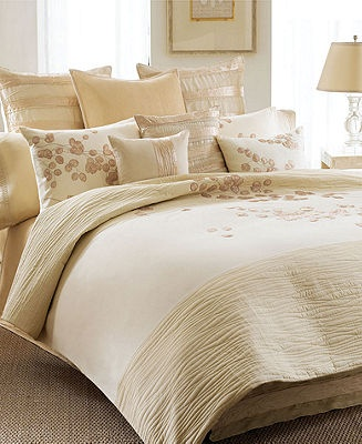 Sanctuary by L'erba Bedding, Luminary Collection - Bedding Collections - Bed & Bath - Macy's - can't find queen online