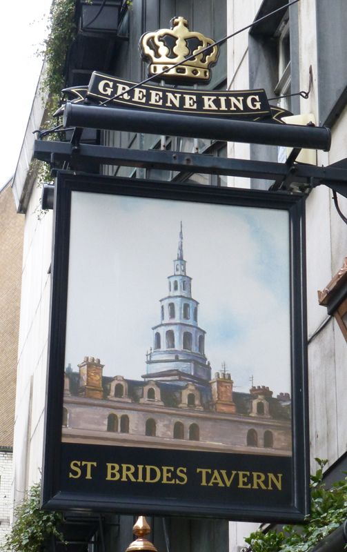 St Brides Tavern, London EC4 | Flickr - Photo Sharing!