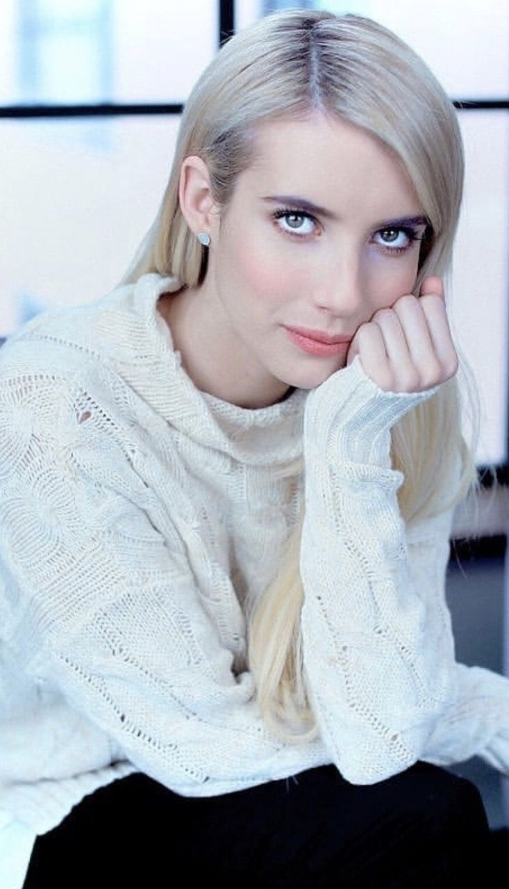 Emma Roberts Portrait