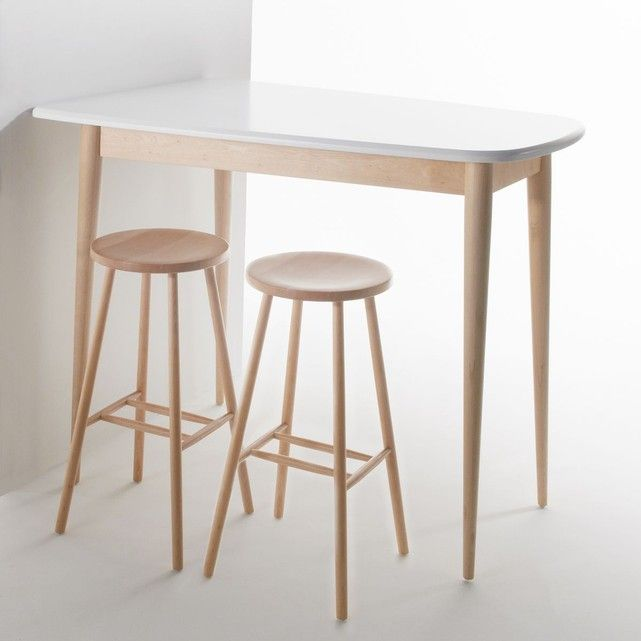 Table Bar 4 5 Couverts Jimi Table Bar Stools Furniture