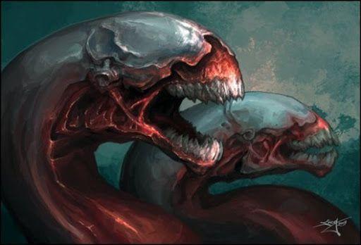 морские чудовища легенды - Поиск в Google