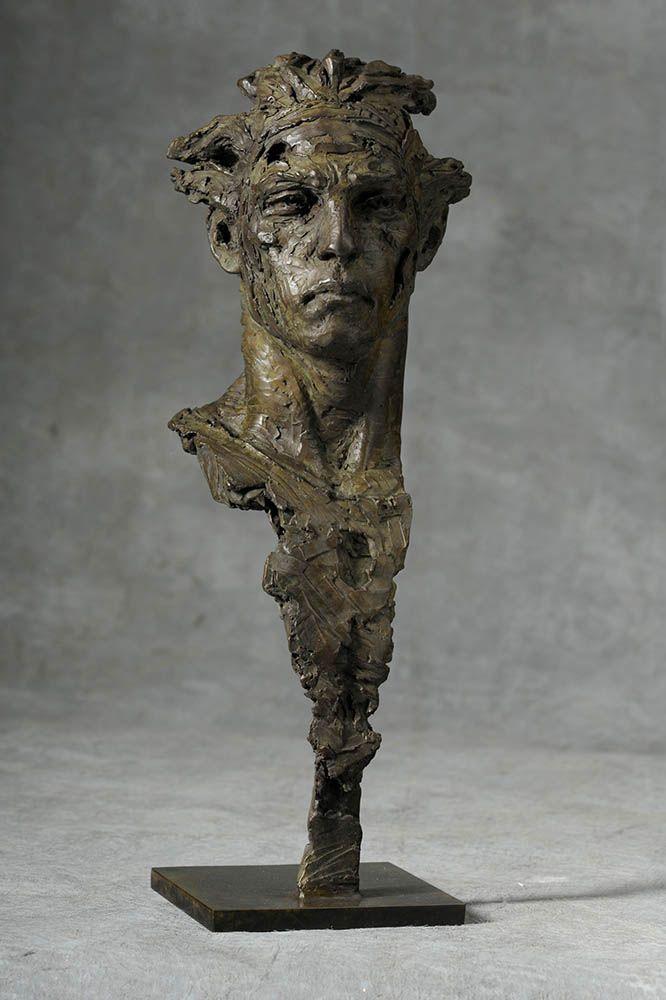 Galerie BAYART - Art moderne & contemporain - Paris & Compiègne - sculptures de Christophe Charbonnel