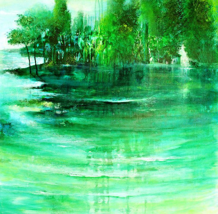Green reflections af Mariann Munck Rasmussen