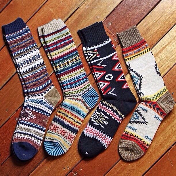 Just ordered a bunch of cute cashmere socks lol I can't wait till they get here!