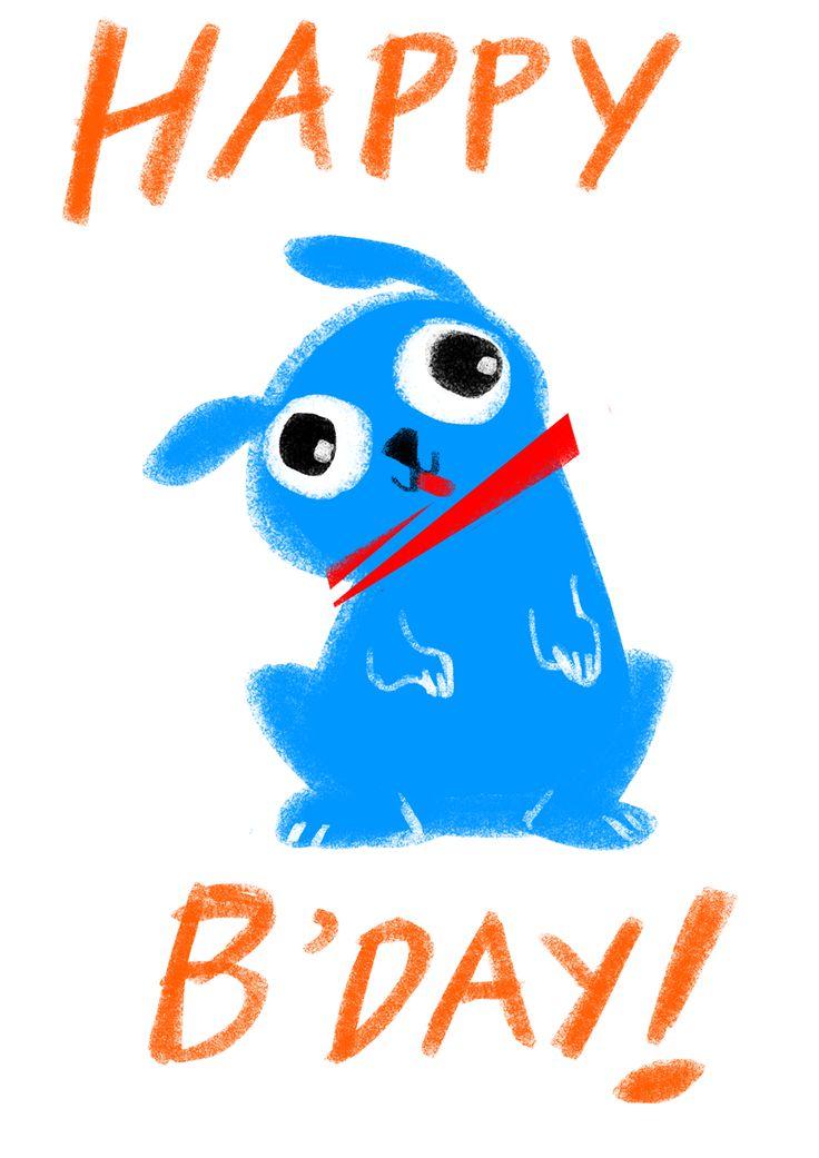 Happy Birthday Gif By Animated Gif   Birthday gif, Happy ...
