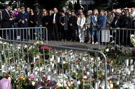 Finland Attack Suspect a Moroccan Youth Faces Murder Charges