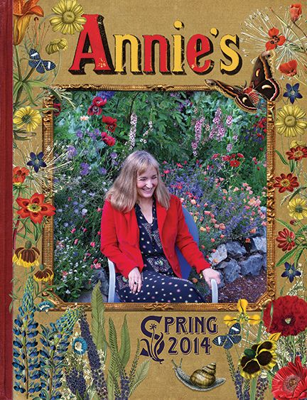 Annie's Annuals and Perennials, 2014 catalogue. Specializing in rare and unusual annual and perennial plants, including cottage garden heirlooms and hard-to-find California native wildflowers