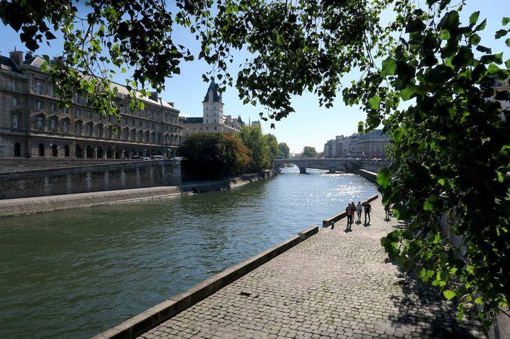Sienne River, Paris