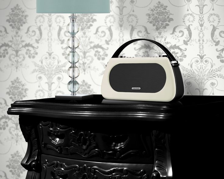 View Quest Bardot Bluetooth Speaker with DAB+ and FM #ViewQuest #SoundStyle