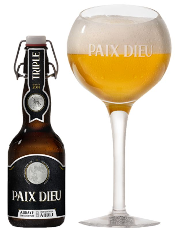 Paix Dieu Triple // Cisterciëner Abdij // Brasserie Caulier // 7/10