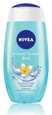 NIVEA HAWAIIAN FLOWER ŻEL POD PRYSZNIC