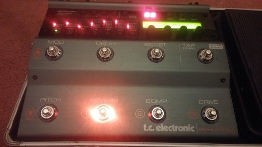 An in-depth, hands-on review of the TC Electronic Nova System Multi-Effects unit. The need for change…. I thought I had it all worked out, a Cornford Roadhouse 30 combo for my drive sounds, a…(Source: adamharkusblog.wordpress.com)