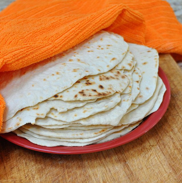 homemade flour tortillasHomemade Tortillas, Fun Recipe, Yummy Food, Wheat Flour, Homemade Flour, Mexicans Recipe, Flour Tortillas, Favorite Recipe, Delicious Food