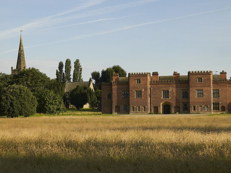 Holme Pierrepont Hall - One of Nottingham's best kept secrets. - Holme Pierrepont Hall, Wedding Receptions in Nottingham