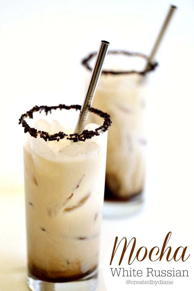 White Russian in great flavors | Created by Diane