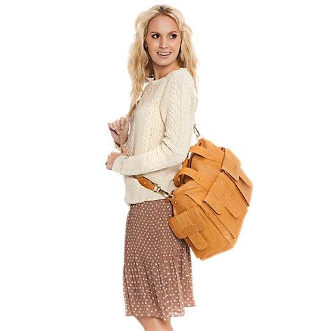 Buy Storksak Sofia Changing Bag, Tan Online at johnlewis.com £250