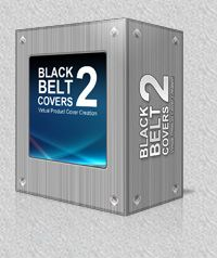 There's nothing else like Black Belt Covers by Stoneville Group!  You can take a simple two dimensional image and turn it into a high quality 3-D pictorial representation of your product that your customers will love!