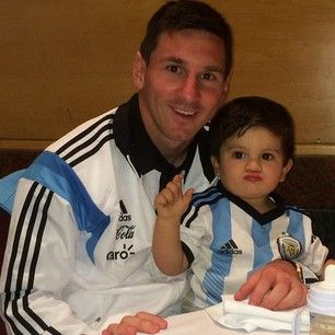 Lionel Messi – Argentina | 24 Ridiculously Hot Soccer Dads That Will Make Your Uterus Explode