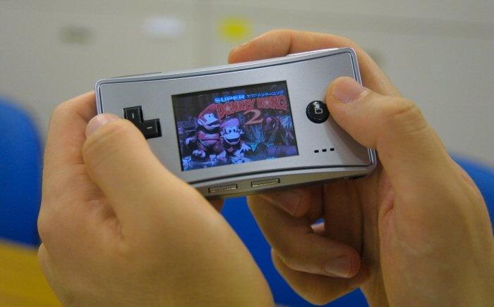 Nintendo® Gameboy Micro (silver)