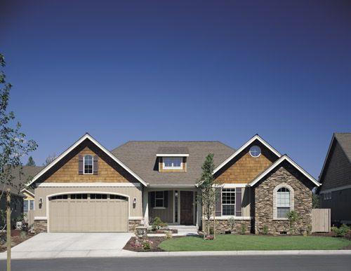 Featured House Plan Bhg 4582 Incl Garage Shop Bhg