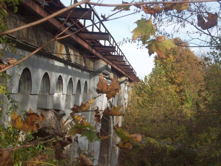 Haunted bridge in Indiana Indianapolis Haunted places